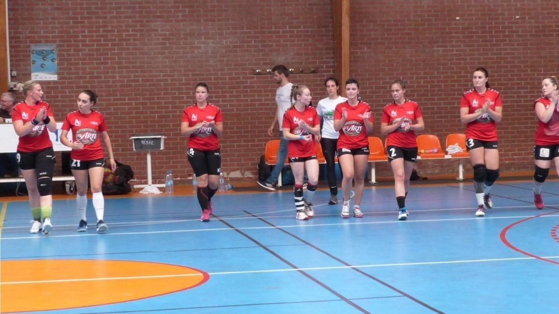 HBCA SF1 / Ailly sur Somme Handball